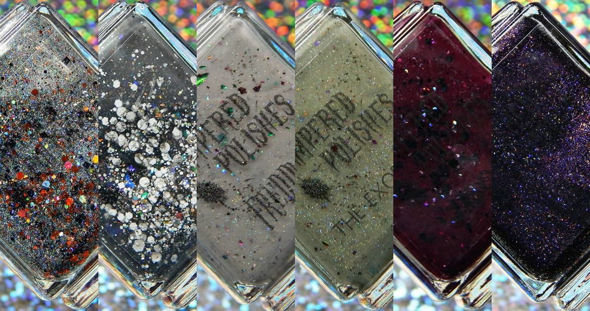 Pampered Polishes Fright Night Collection