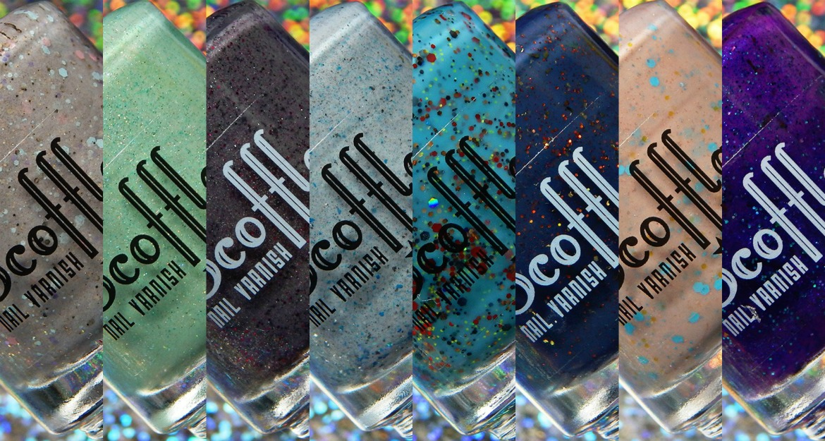 Scofflaw Nail Varnish Fall 2018 Collection