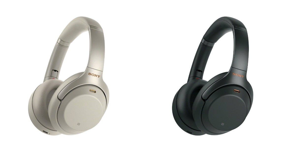 Tune Out The World With The New Sony Noise Cancelling Headphones