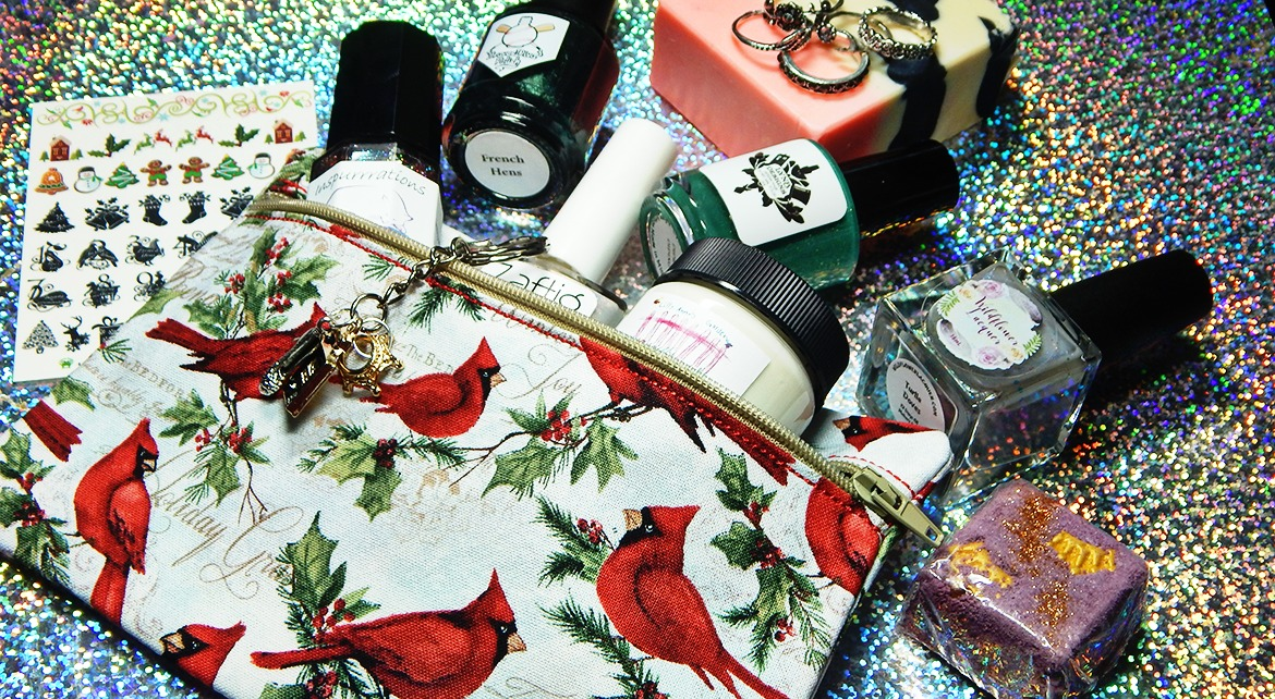 The 12 Makers Of Christmas Box