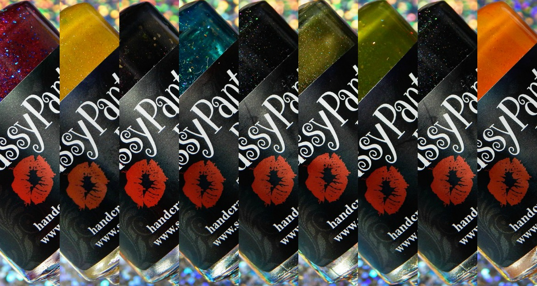 Sassy Pants Polish Autumnal Equinox Collection & Pick Your Poison Trio