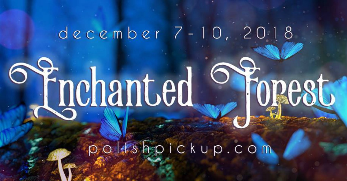 December 2018 Polish Pickup | Enchanted Forest