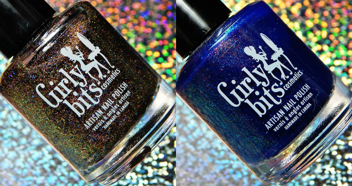 Girly Bits November 2018 Color Of The Month Duo