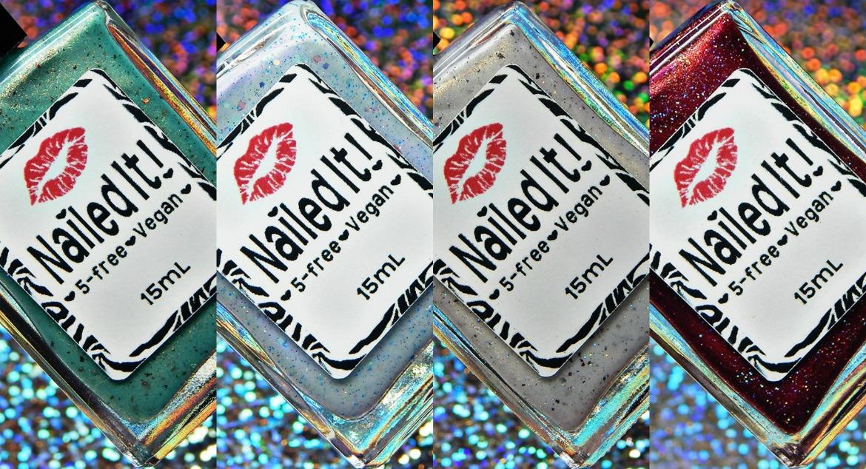 Nailed It! Nail Polish Black Friday 2018 Release