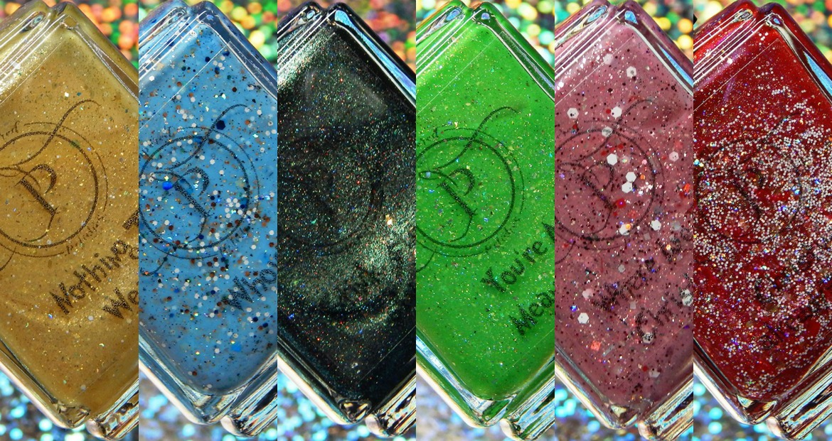 Pampered Polishes The Grinch Collection