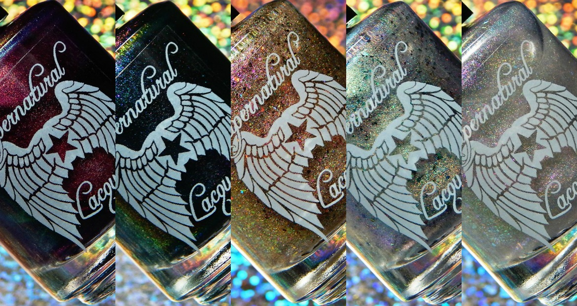 Supernatural Lacquer Small Business Saturday Releases