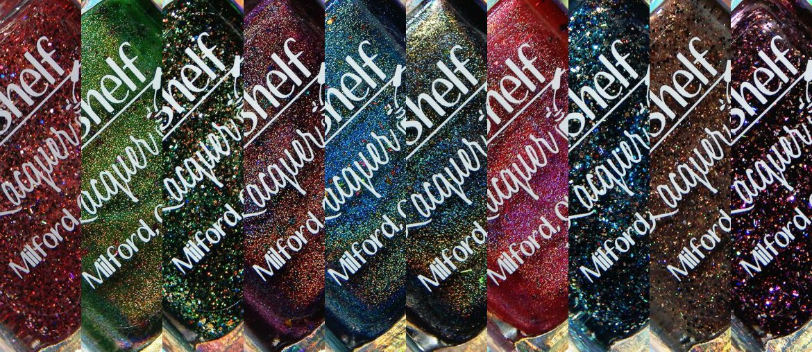 Top Shelf Lacquer Beers By The Bonfire Collection