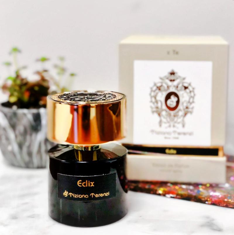 Tiziana Terenzi Eclix Fragrance Review for Men and Women