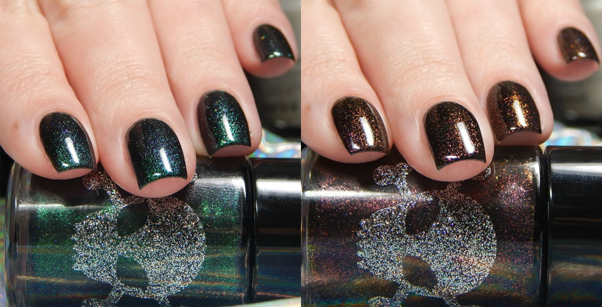 Necessary Evil Polish | Punk Rock Christmas & Gothic Christmas