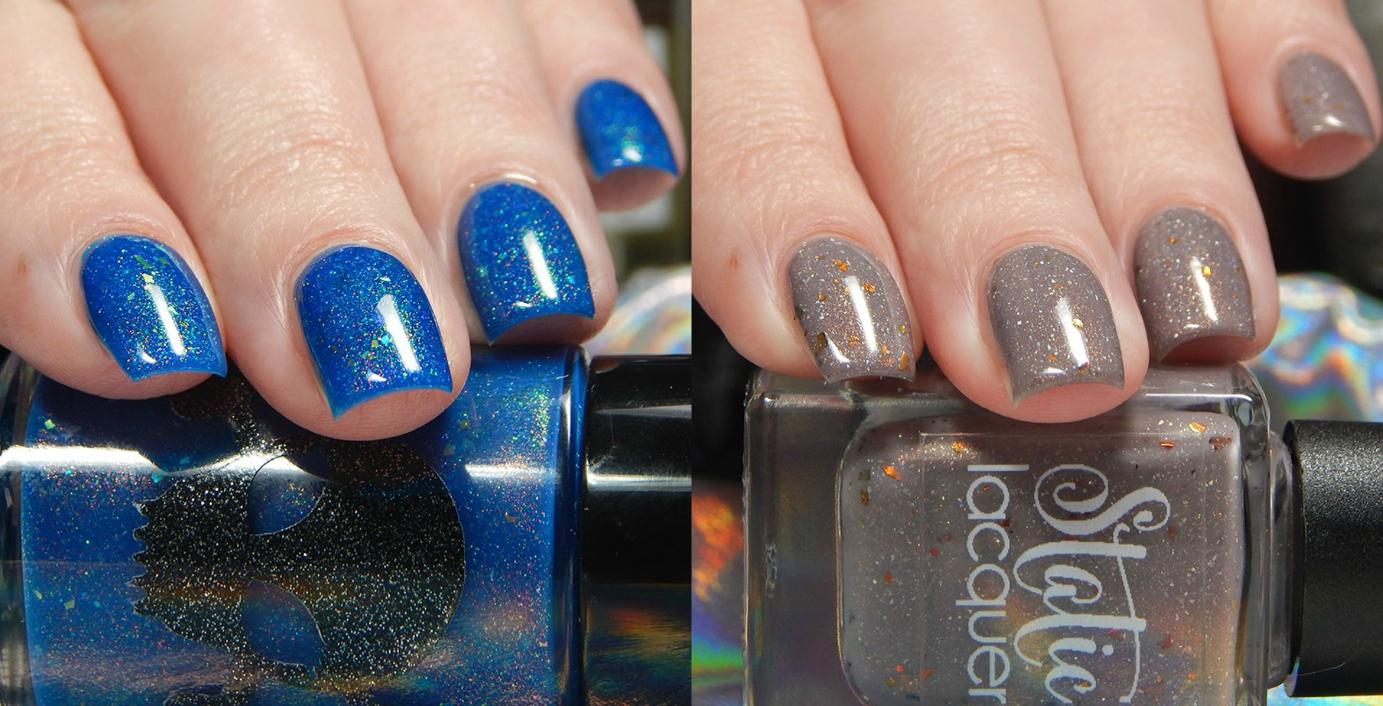 Necessary Evil Polish & Static Lacquer | California Lovin' Indies