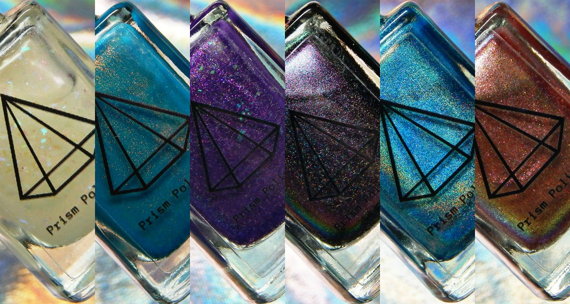 Prism Polish UK | Fantastically Beastly Collection