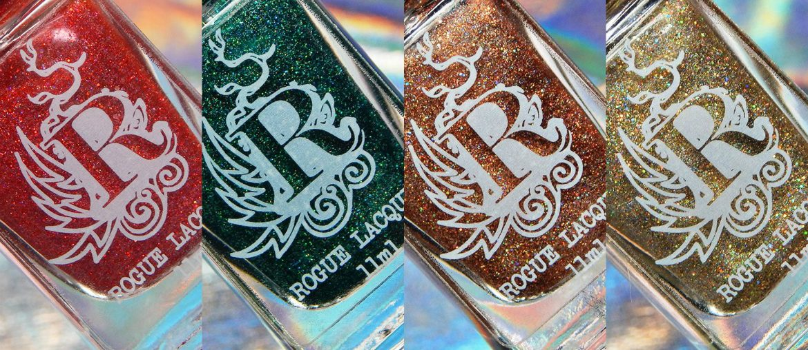 Rogue Lacquer |Golden Girls Quad