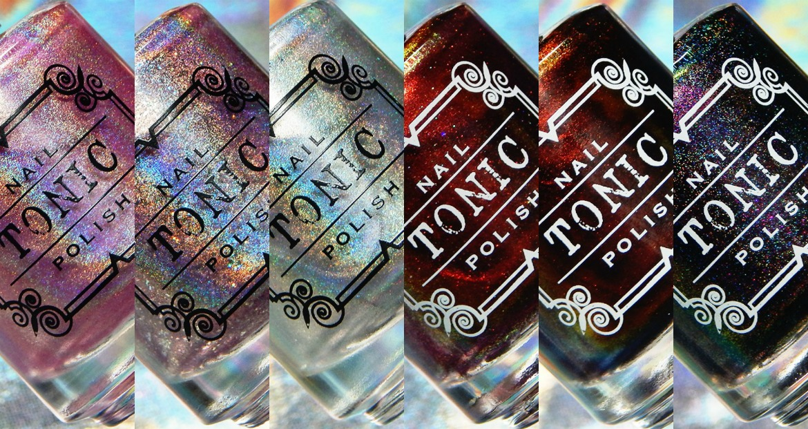 Tonic Nail Polish Valentine's Day Release