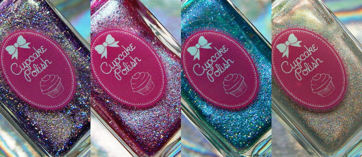 Cupcake Polish | Free Spirit Trio & Secret Ingredient