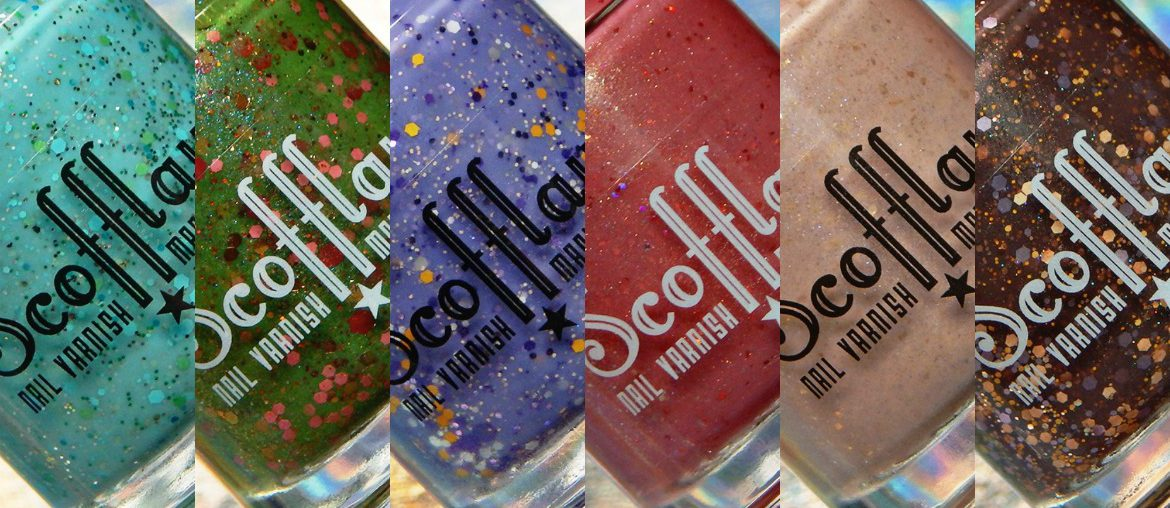 Scofflaw Nail Varnish | Tiki Collection (Volume 2)