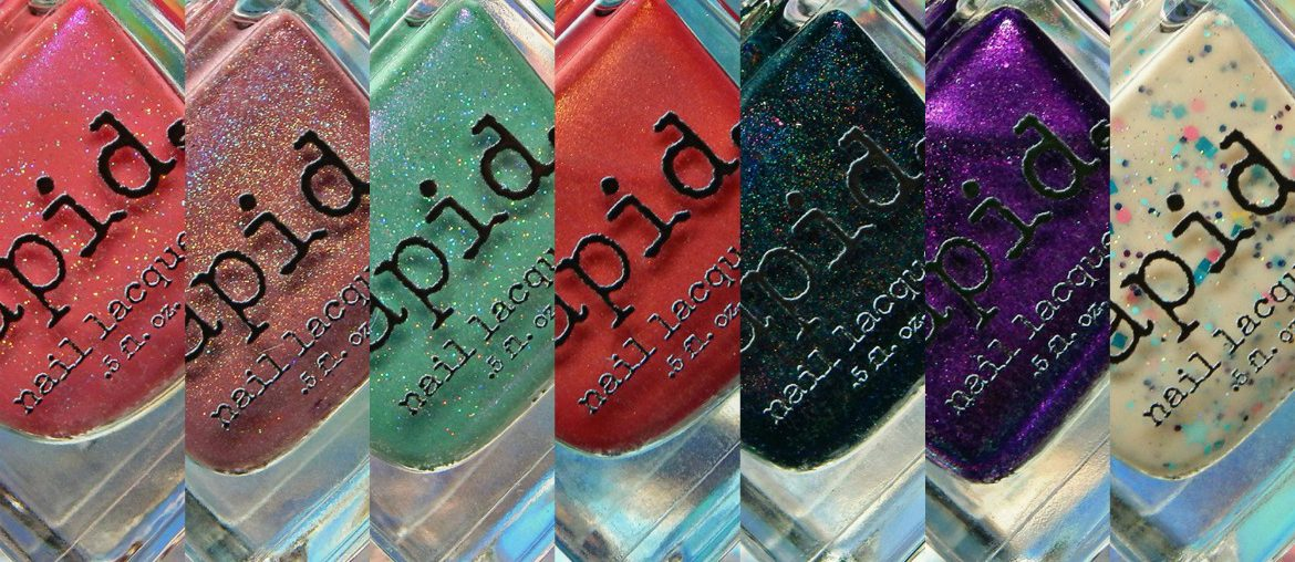 Vapid Lacquer | February 2019 Releases