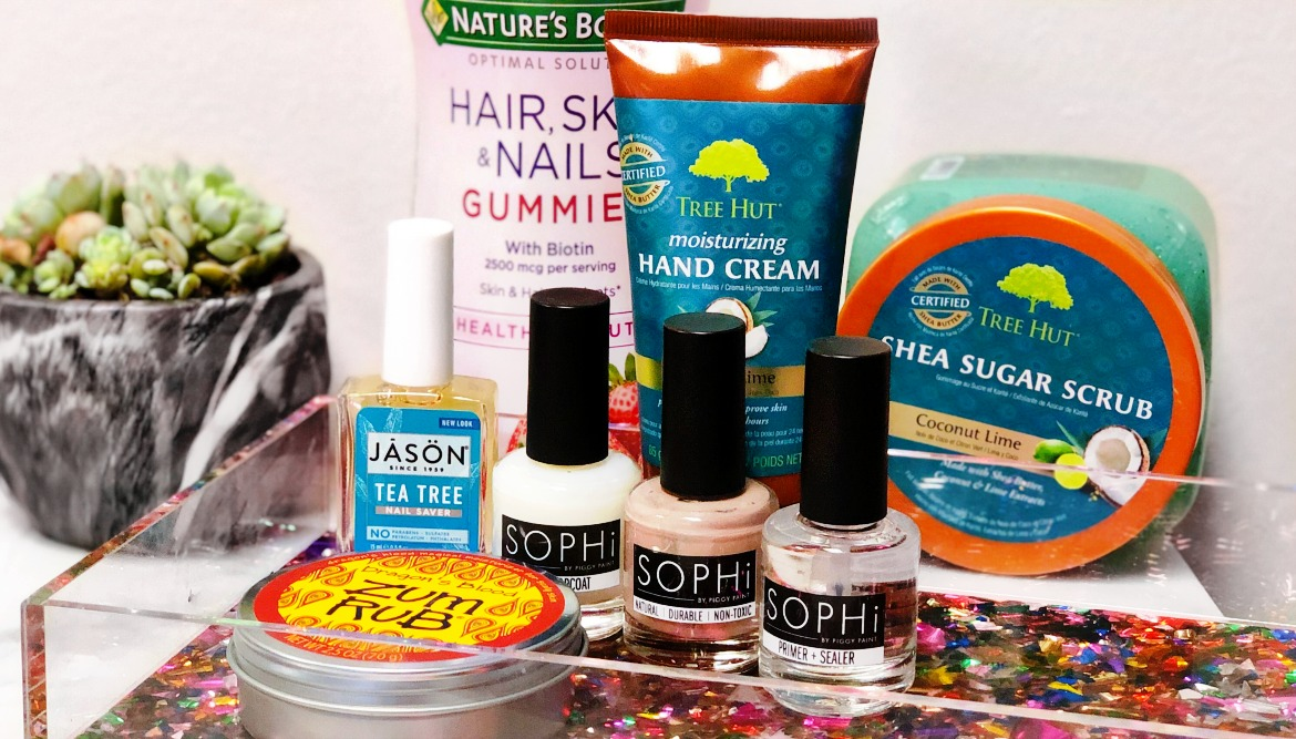 Winter Hand & Nail Care With iHerb