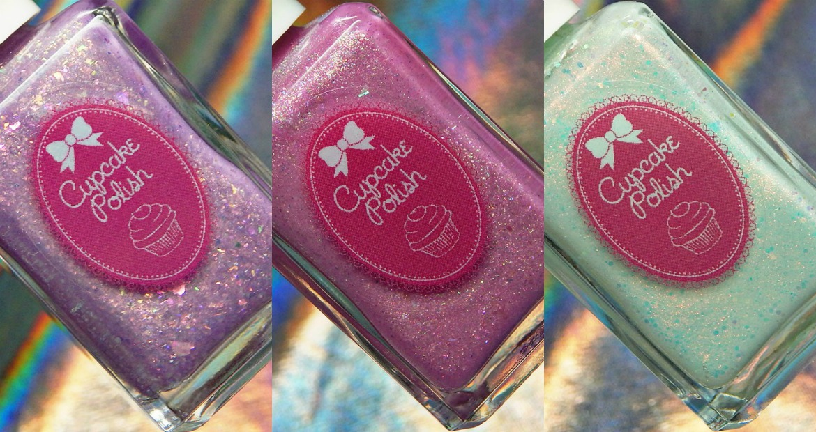 Cupcake Polish | Bridal Trio