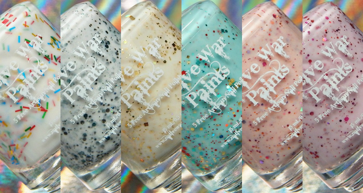 Native War Paints | We All Scream For Ice Cream Collection