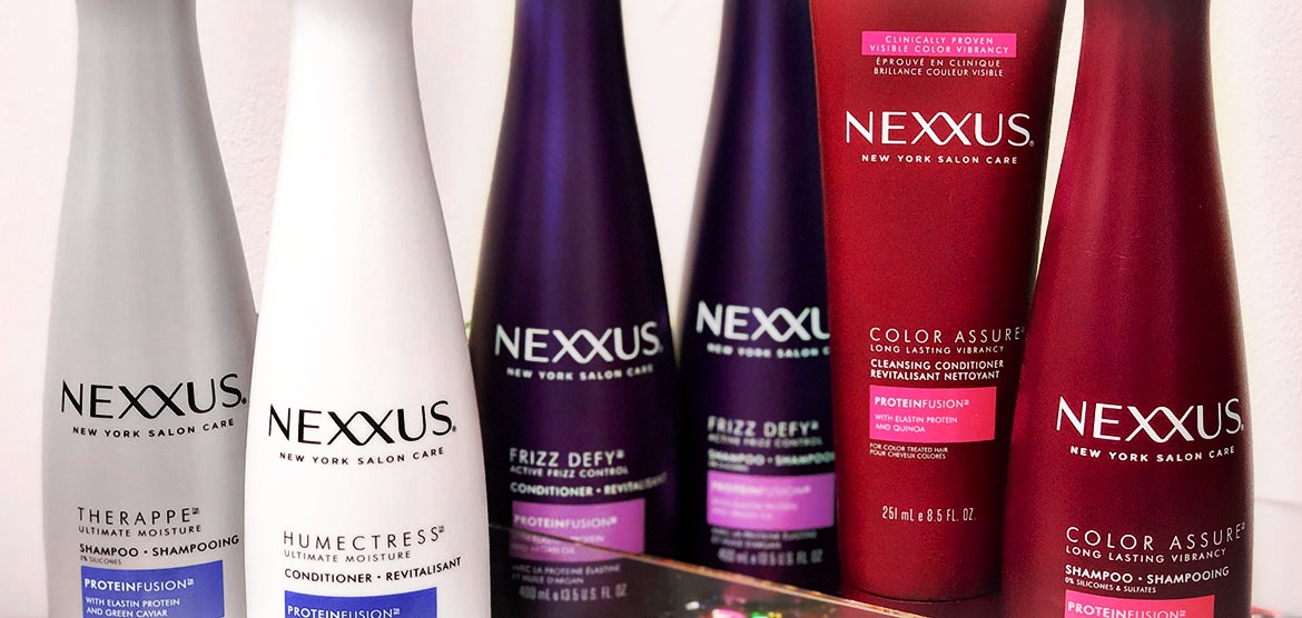 Take Your Hair To The Next Level with Nexxus