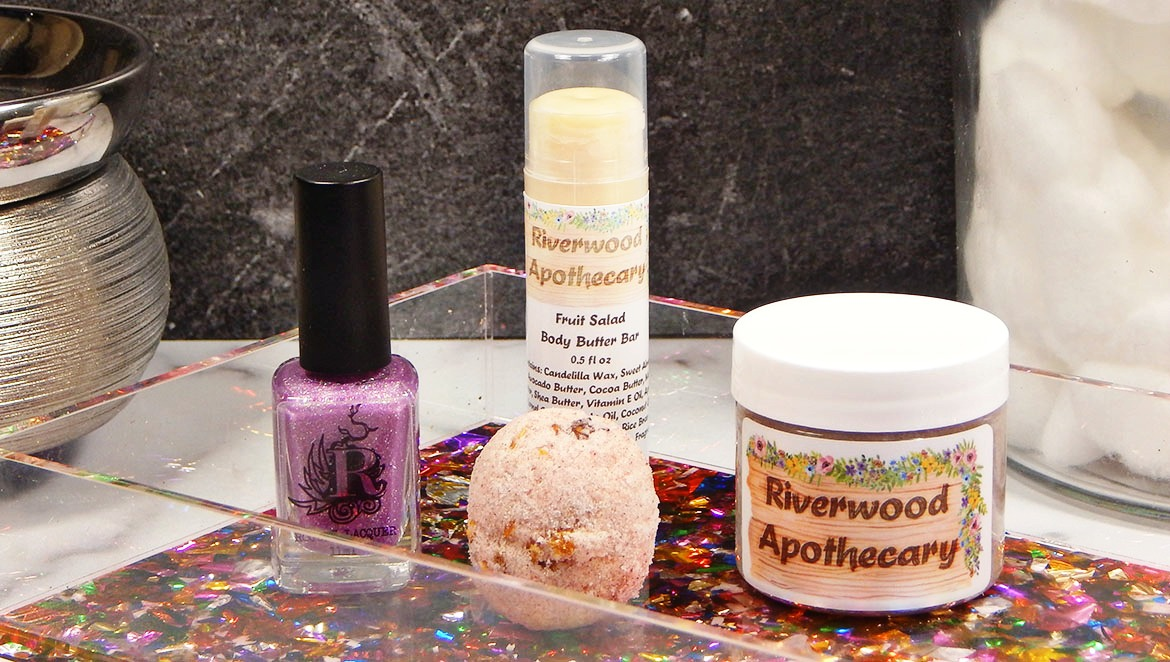 Rogue Lacquer & Riverwood Apothecary | Mother's Day Indulgence Set