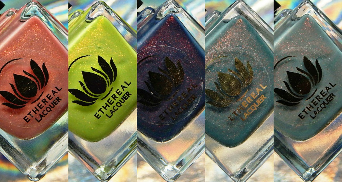 Ethereal Lacquer | Sacred Succulent Collection