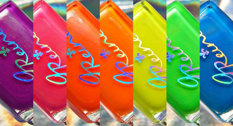 Jreine | Rainbow Land Collection