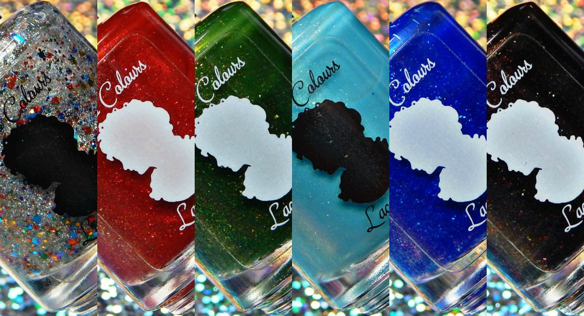 Cameo Colours Lacquers | You Can Start Over Each Morning Collection & 7th Colourversary