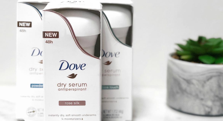 New Target Find | Dove Dry Serum Antiperspirant & Deodorant