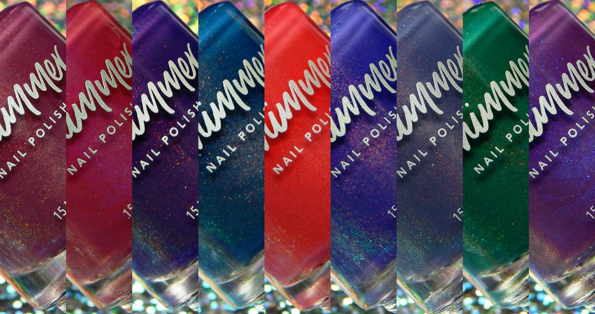 KBShimmer | Suns Out Collection