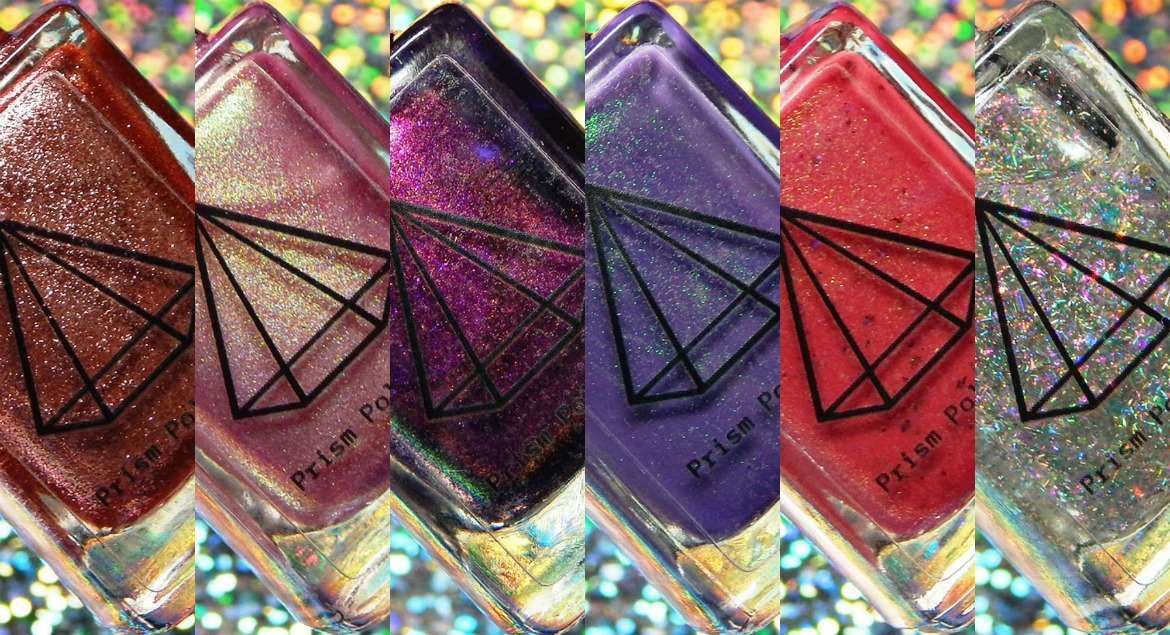 Prism Polish UK   Ain't Talkin' 'Bout Love Collection