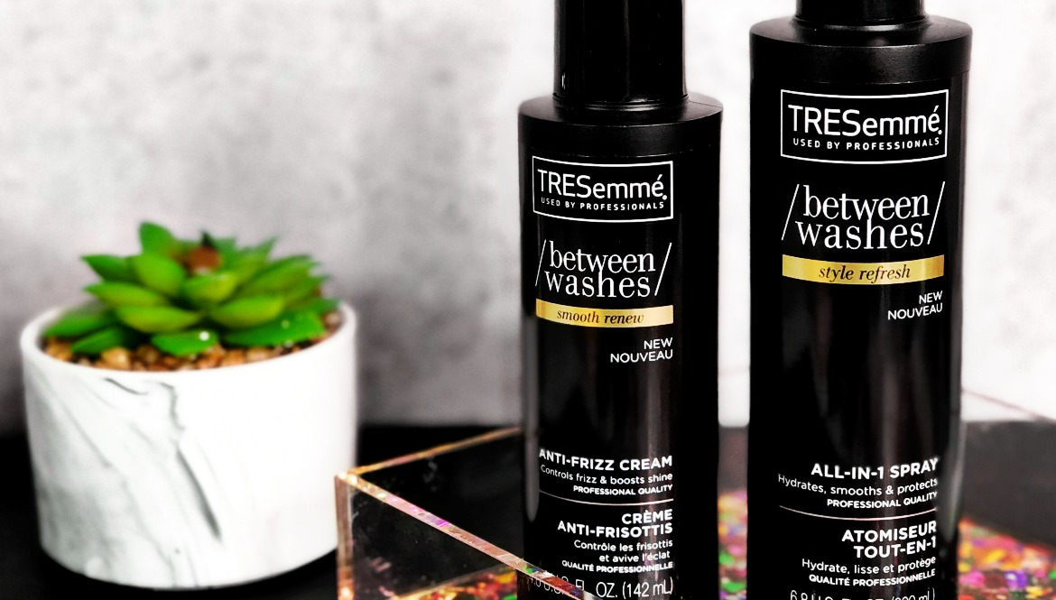 What To Do Between Washes With TRESemmé