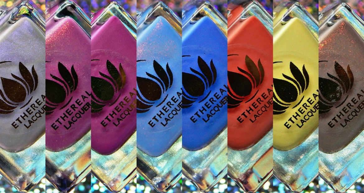 Ethereal Lacquer | Summer Tropics Collection