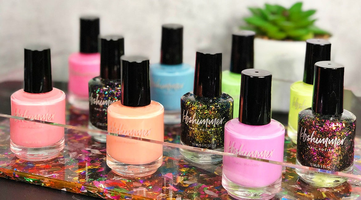 KBShimmer   Seas The Day Collection