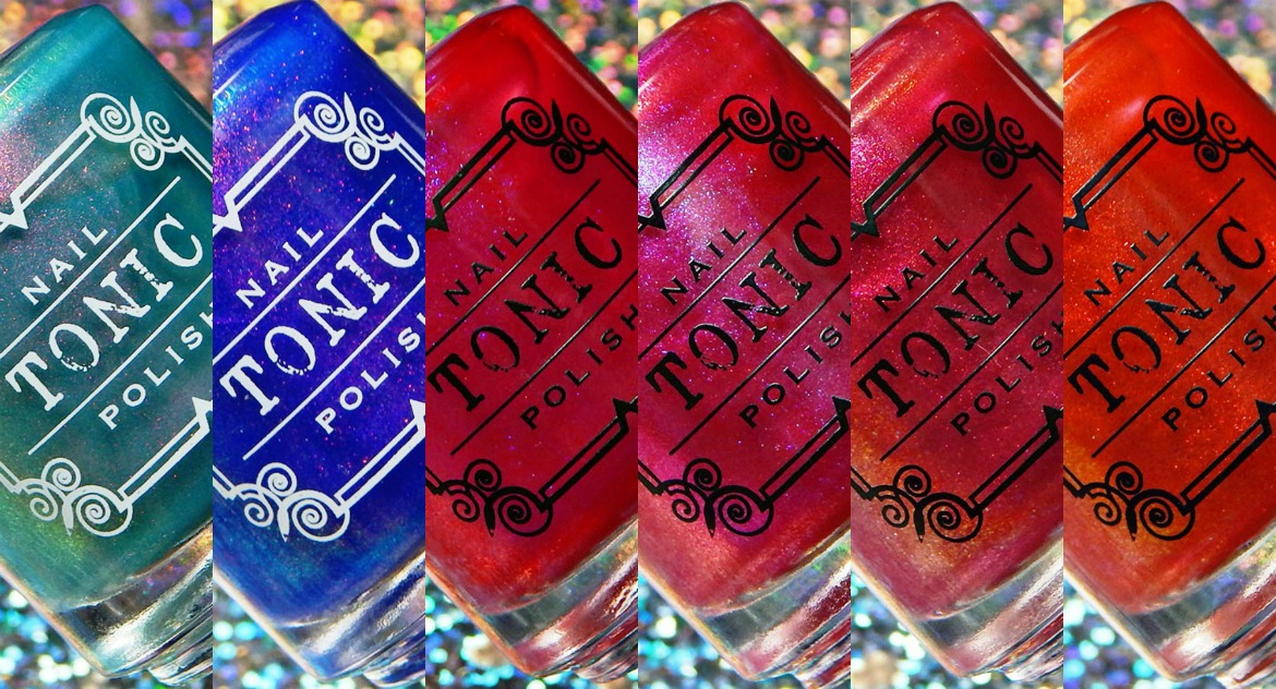 Tonic Polish | Matte Brights Collection