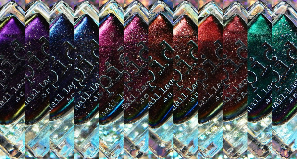 Vapid Lacquer   The Cosmos Collection (Regular & Dirty) 2019 Edition