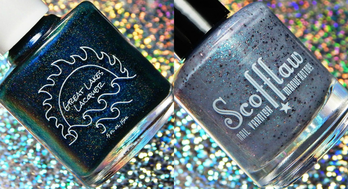 Scofflaw Nail Varnish x Great Lakes Lacquer | Collaboration Duo