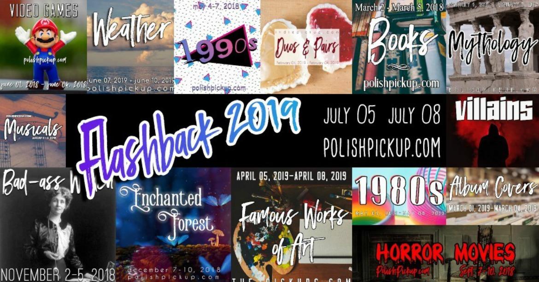 July 2019 Polish Pickup   Throwback 2019
