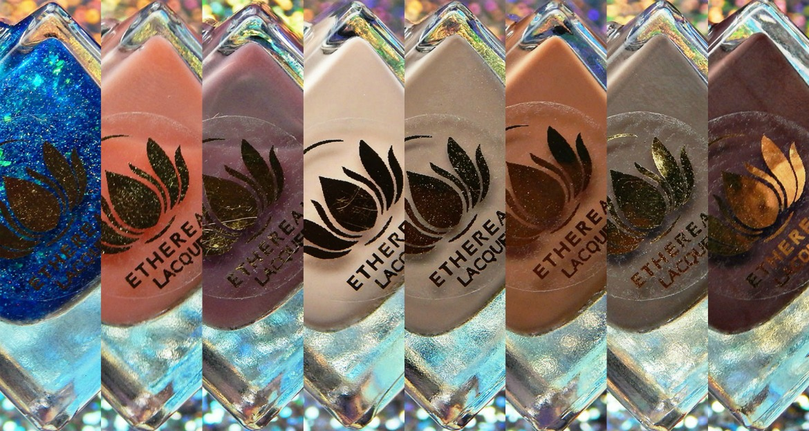 Ethereal Lacquer | Nail Foundations, Nail Glows & Serene