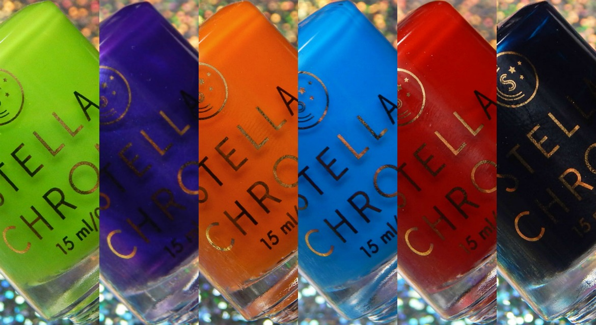 Stella Chroma | American Muscle Collection  & Hey, Sailor and Classic Red
