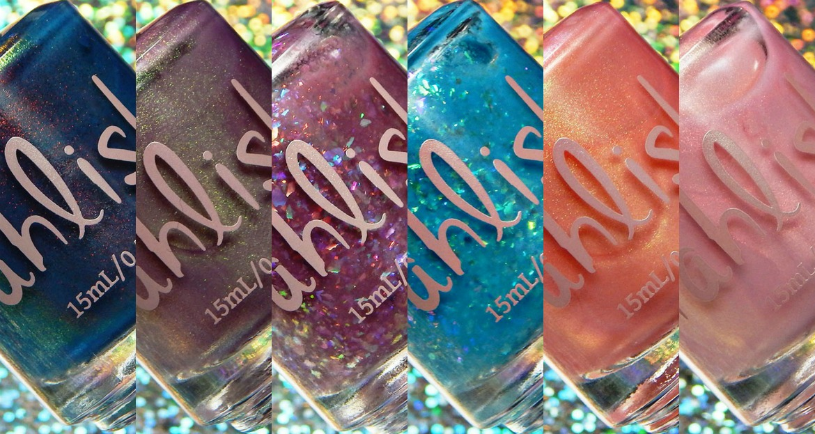 Pahlish | Space Land Collection