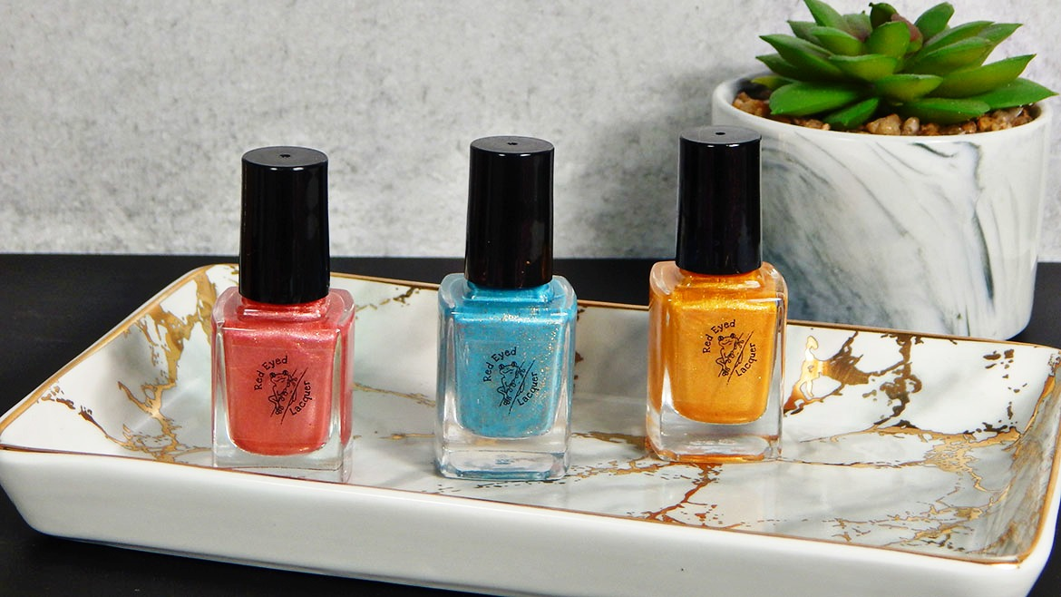 Red Eyed Lacquer | Lazy and Lounge Trio