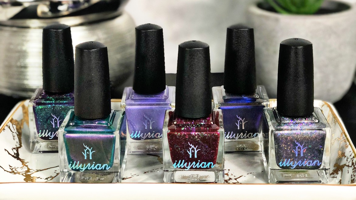 Illyrian Polish | Fall 2019 Collection & September 2019 COTM