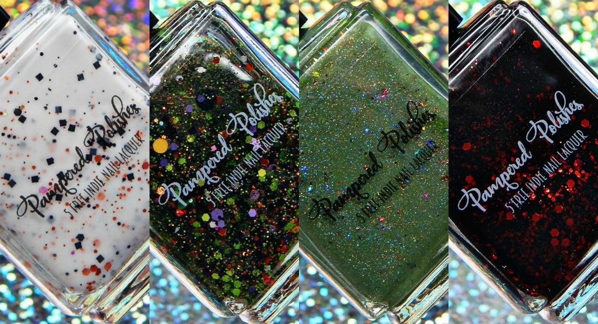 Pampered Polishes | Halloween 2019 Release