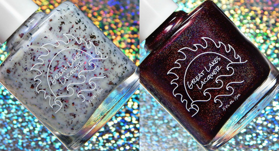 Great Lakes Lacquer | Fall 2019 Duo