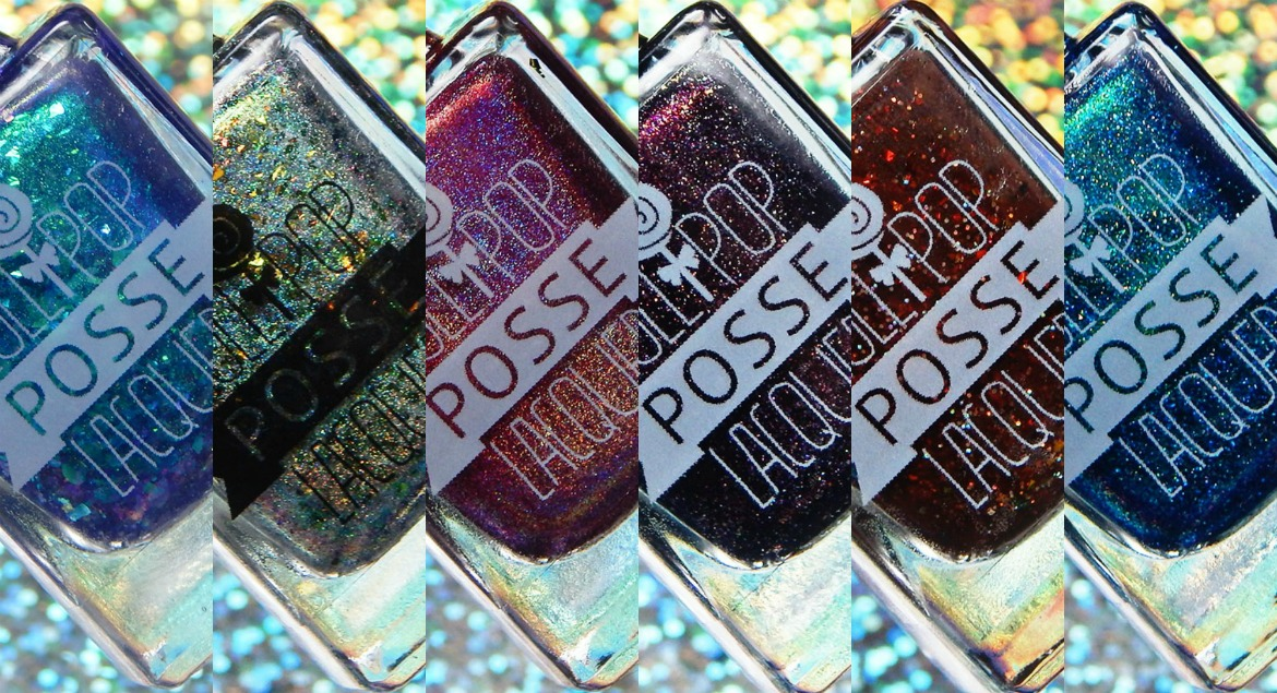 Lollipop Posse Lacquer | Halloween 2019 Collection