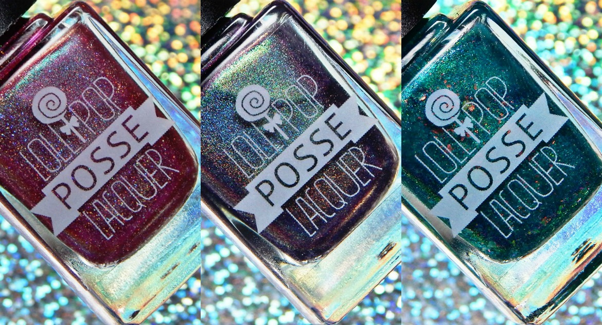 Lollipop Posse Lacquer | The Indie Shop Limited Edition Shades