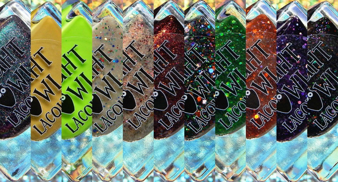 Night Owl Lacquer | September 2019 Releases