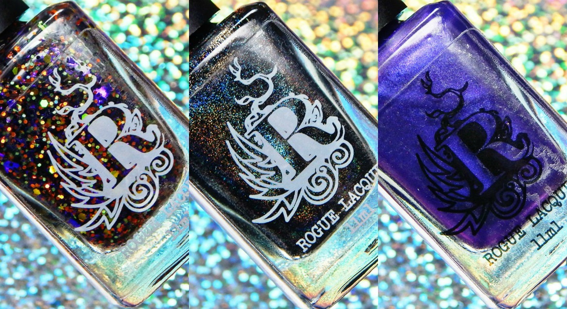 Rogue Lacquer | I Put a Spell On You Trio