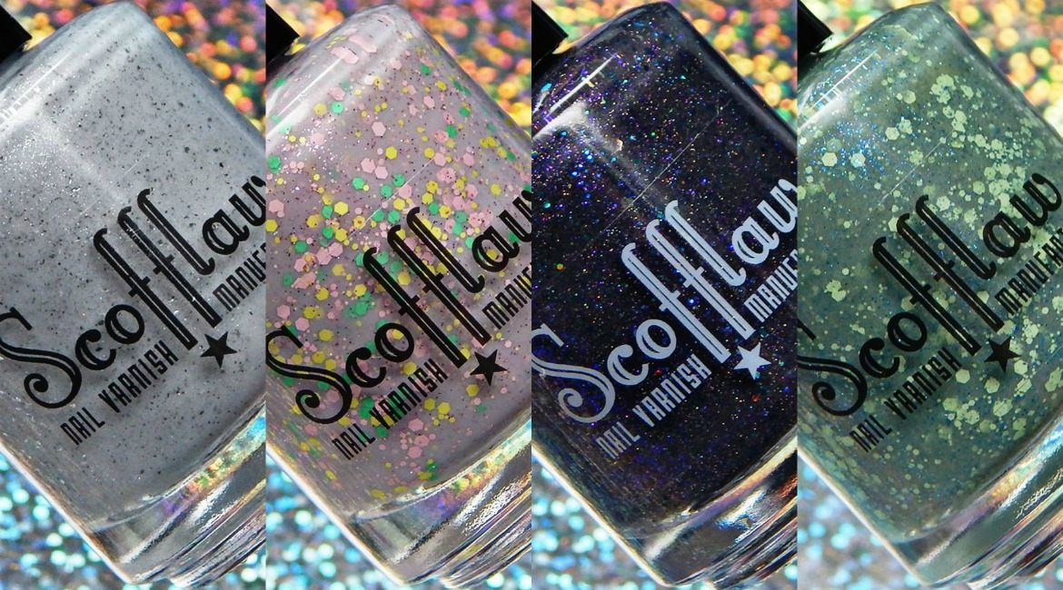 Scofflaw Nail Varnish | Halloween 2019 Collection